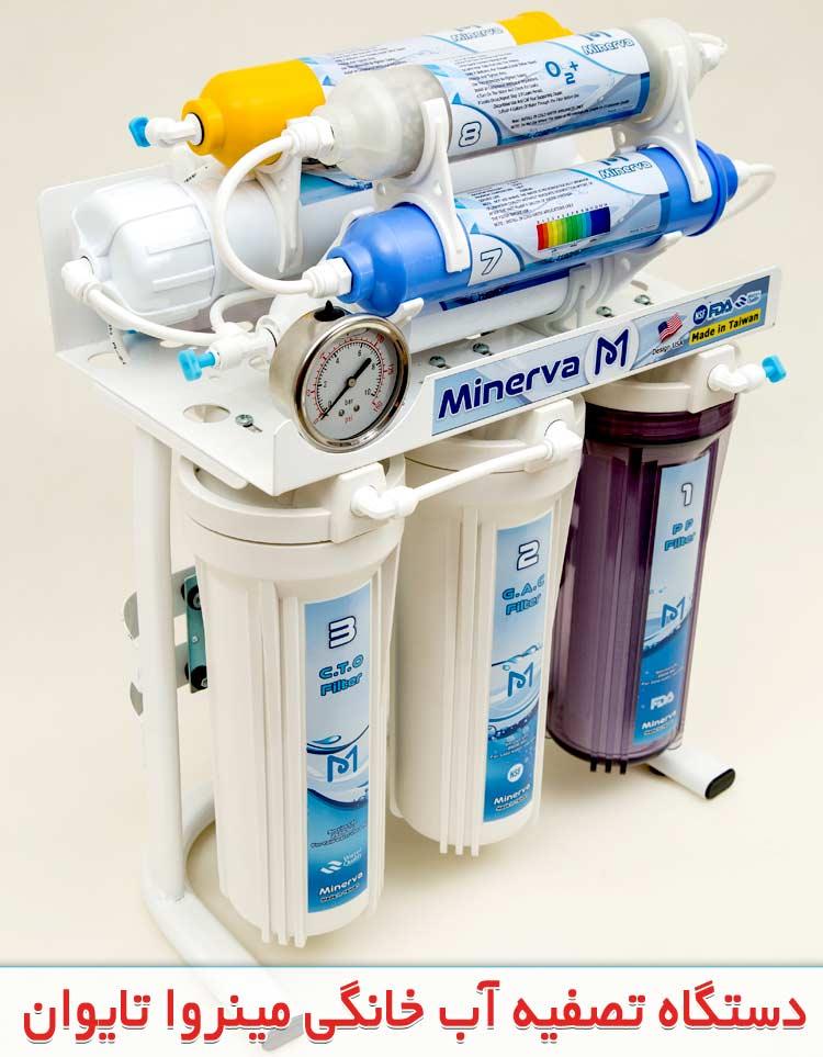 بهترین دستگاه تصفیه آب خانگی چیست